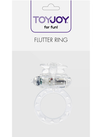 FLUTTER-RING VIBRATING RING CLEAR