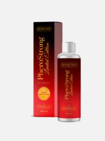 PheroStrong LIMITED EDITION massage Oil Woman100ml.