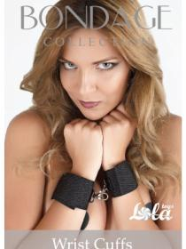 Bondage Collection Wrist Cuffs Plus Size